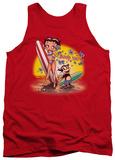 Tank Top: Betty Boop - Surf Tank Top