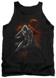 Tank Top: Dark Knight Rises - Grungy Knight Tank Top