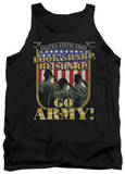 Tank Top: Army - Go Army Tank Top
