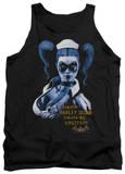 Tank Top: Batman Arkham Asylum - Arkham Harley Quinn Tank Top