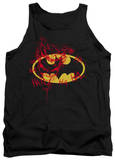 Tank Top: Batman - Joker Graffiti Tank Top