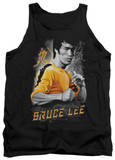 Tank Top: Bruce Lee - Yellow Dragon T-Shirt