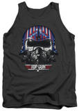 Tank Top: Top Gun - Maverick Helmet Shirt