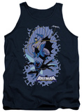 Tank Top: Batman The Brave and the Bold - Bat Beetle Burst Tank Top