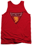 Tank Top: Batman The Brave and the Bold - Shazam Shield Tank Top