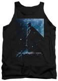 Tank Top: Dark Knight Rises - Batman Poster Tank Top
