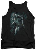 Tank Top: Dark Knight Rises - Batman Rain Tank Top