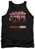 Tank Top: Criminal Minds - Think Like One Tank Top
