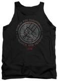 Tank Top: Hellboy II - BPRD Stone Tank Top