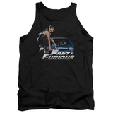 Tank Top: Fast & Furious - Car Ride Tank Top