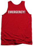 Tank Top: Emergency - Logo Tank Top