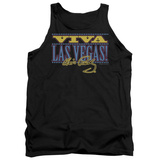 Tank Top: Elvis Presley - Viva Las Vegas Tank Top