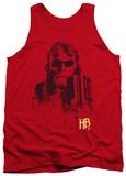 Tank Top: Hellboy II - Splatter Gun Tank Top