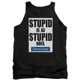 Tank Top: Forrest Gump - Stupid Is Tank Top