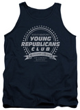 Tank Top: Family Ties - Young Republicans Club Tank Top