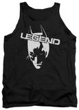 Tank Top: Dark Knight Rises - Legend Tank Top