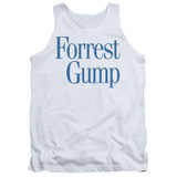 Tank Top: Forrest Gump - Logo T-shirts