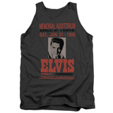Tank Top: Elvis Presley - Buffalo 1956 Tank Top
