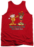 Tank Top: Garfield - Share The Season Tank Top