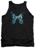Tank Top: Fringe - Butterfly Glyph Tank Top