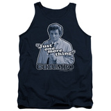 Tank Top: Columbo - Just One More Thing Tank Top