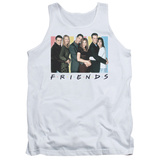 Tank Top: Friends - Cast Logo Tank Top