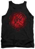 Tank Top: Hellboy II - BPRD Logo T-Shirt