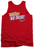 Tank Top: Fast Times at Ridgemont High - No Dice Tank Top