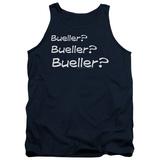 Tank Top: Ferris Bueller's Day Off - Bueller T-Shirt