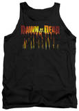 Tank Top: Dawn Of The Dead - Walking Dead Tank Top