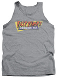 Tank Top: Fast Times at Ridgemont High - Distressed Logo Tank Top
