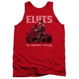 Tank Top: Elvis Presley - Return Of The King Tank Top