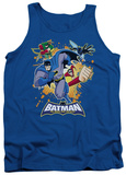 Tank Top: Batman The Brave and the Bold - Burst Into Action Tank Top