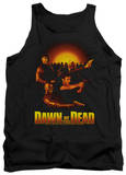 Tank Top: Dawn Of The Dead - Dawn Collage Shirt