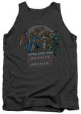 Tank Top: Justice League - Join The Justice League Tank Top
