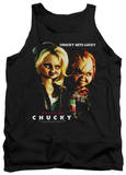 Tank Top: Bride Of Chucky - Chucky Gets Lucky Tank Top