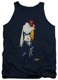 Tank Top: Elvis Presley - Yellow Scarf Tank Top