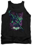 Tank Top: Dark Knight Rises - Bat Vs Bane Tank Top