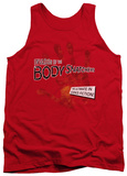 Tank Top: Invasion of the Body Snatchers - Retro Poster T-shirts