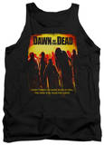 Tank Top: Dawn Of The Dead - Title Tank Top