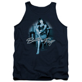 Tank Top: Bettie Page - Patient Pin Up T-Shirt