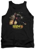 Tank Top: Hellboy II - Poster Art T-shirts