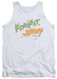 Tank Top: Forrest Gump - Peas And Carrots Tank Top