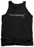 Tank Top: Frasier - I'm Listening Tank Top