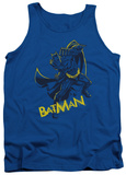 Tank Top: Dark Knight Rises - Left Hook Tank Top