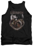 Tank Top: Labyrinth - Globes Tank Top