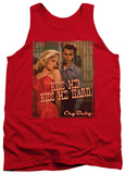 Tank Top: Cry Baby - Kiss Me Tank Top