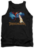 Tank Top: Dragonslayer - Slay This T-shirts