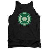 Tank Top: Green Lantern - Green Symbol Tank Top