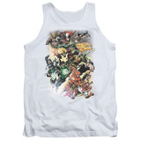 Tank Top: Justice League - Brightest Day No.0 Tank Top